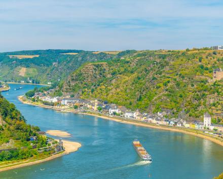 Langs de Rijn en de Lahn
