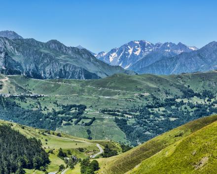 Pieken in de Pyreneeën