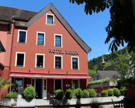 Bergen rondom de Bodensee