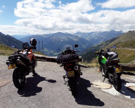 11/07 - 17/07 Groepstour Drie Alpen