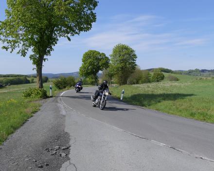 Rhon Thuringen Motorreizen