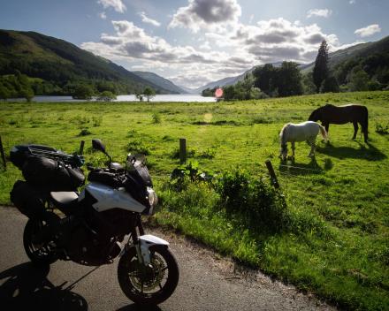 Schotland Motorroutes