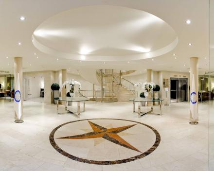 Suances Gran Hotel Ingang