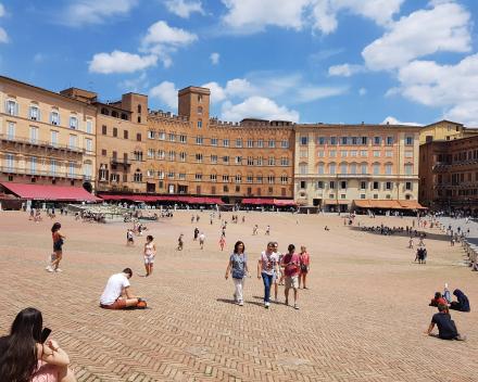Toscane Motortour Siena