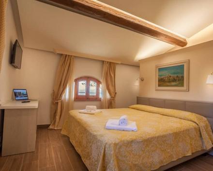 Villa San Giorgio Poggibonsi Hotel Kamer