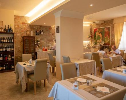 Villa San Giorgio Poggibonsi Restaurant
