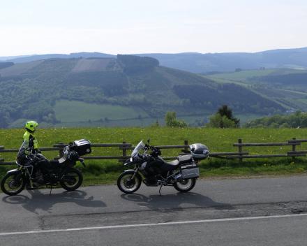 Zwarte Woud Motortour