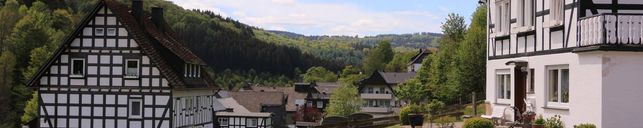 Motortrip Sauerland - Land van 1000 bergen | Motorreizen Duitsland