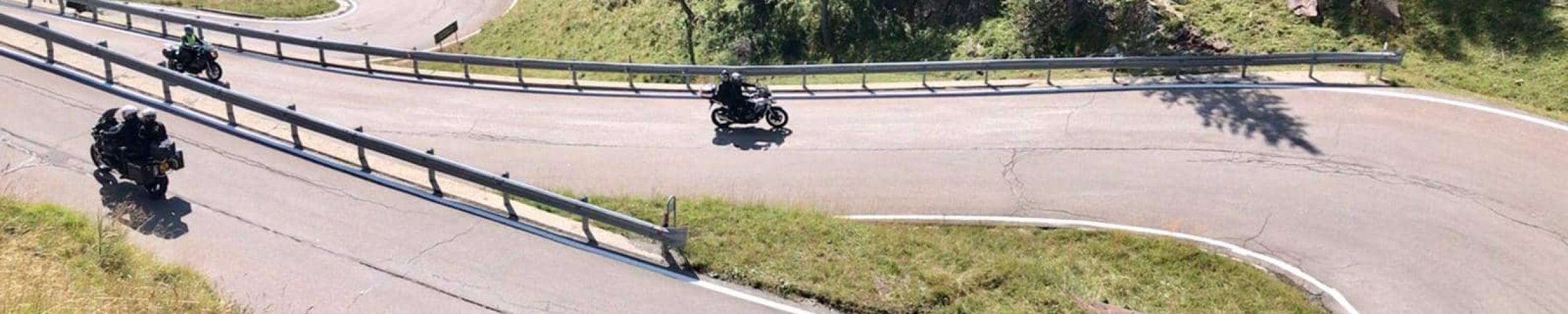 Motorvakantie in de Dolomieten - Lago di Levico | Motorreizen Italië