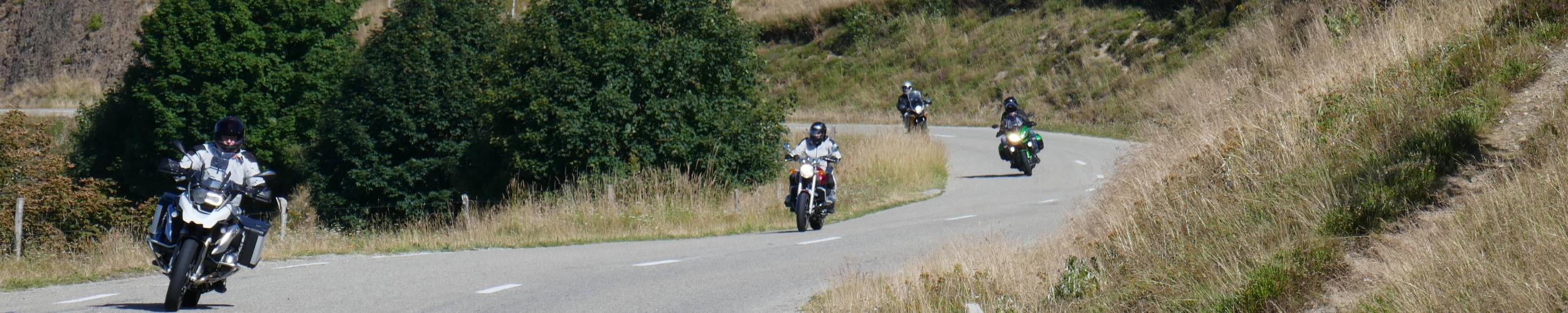 Motorroute Smullen van Elzas-Vogezen | Motorreis Frankrijk