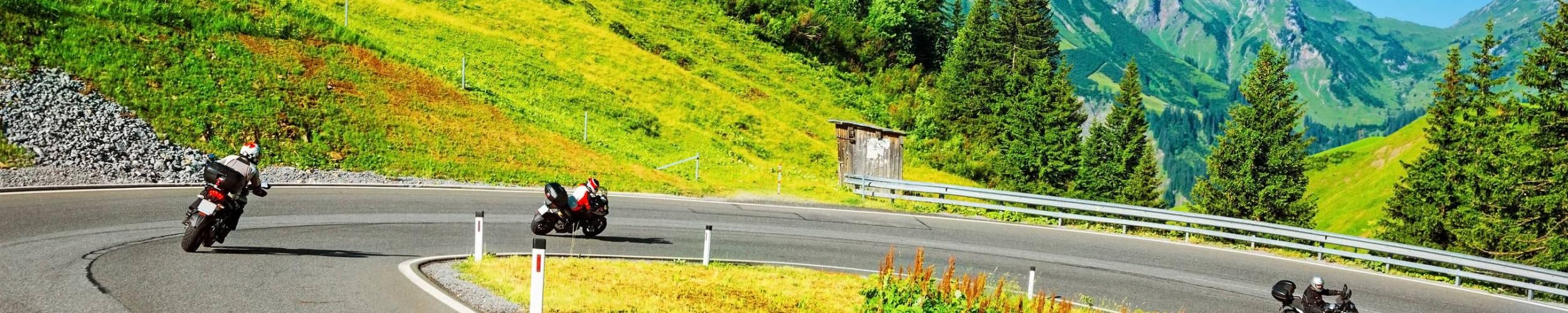 Motorvakantie Zwitserse Passen – Alpenbrevet   Motorreis Zwitserland