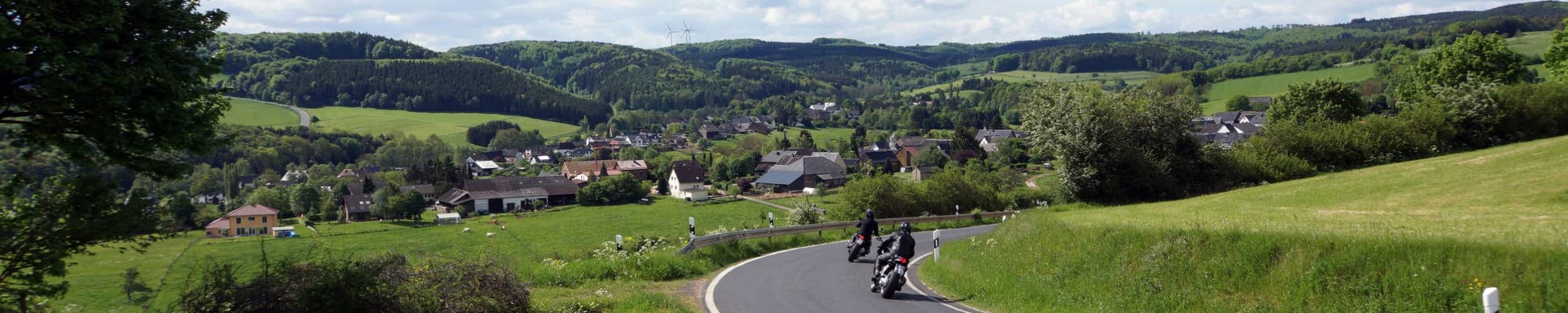 Weekendje Motorrijden in Pretpark Eifel | Motorreizen Duitsland