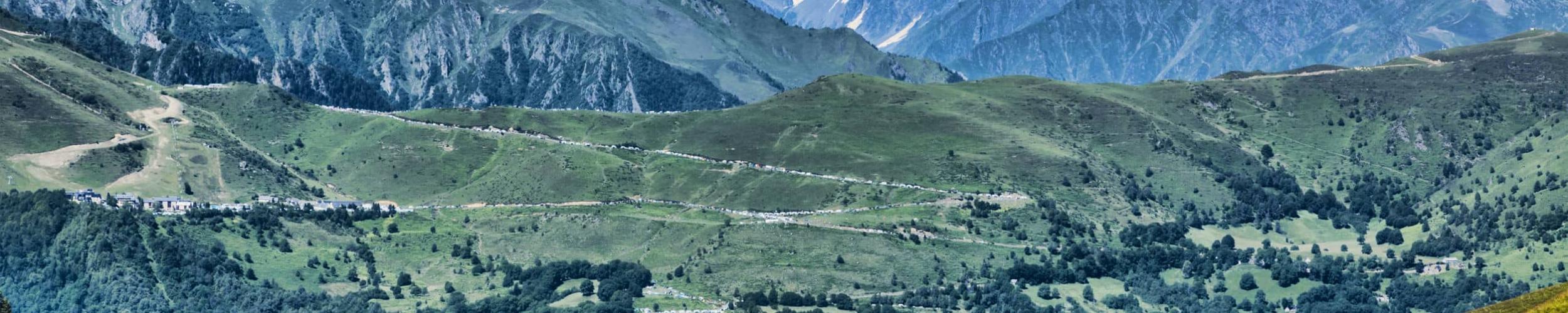 Motorroute Pieken in de Pyreneeën | Motorreizen Frankrijk