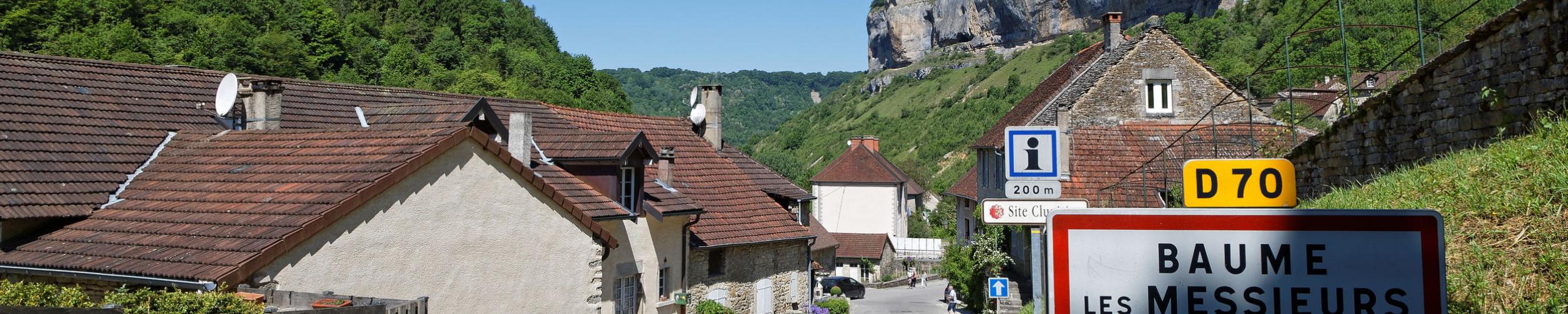 L´Amour in de Franse Jura
