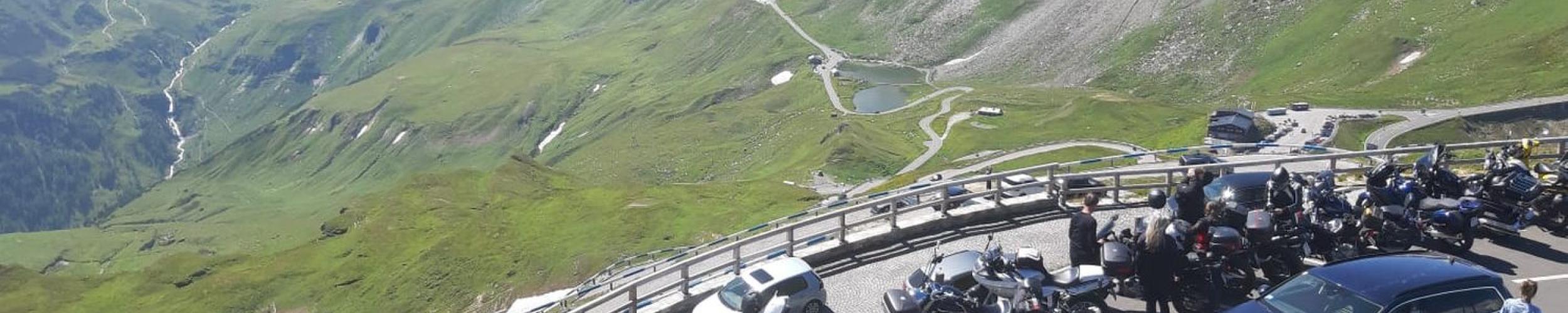 Motorroute Bei der Anton in Tirol   Motorreizen Oostenrijk