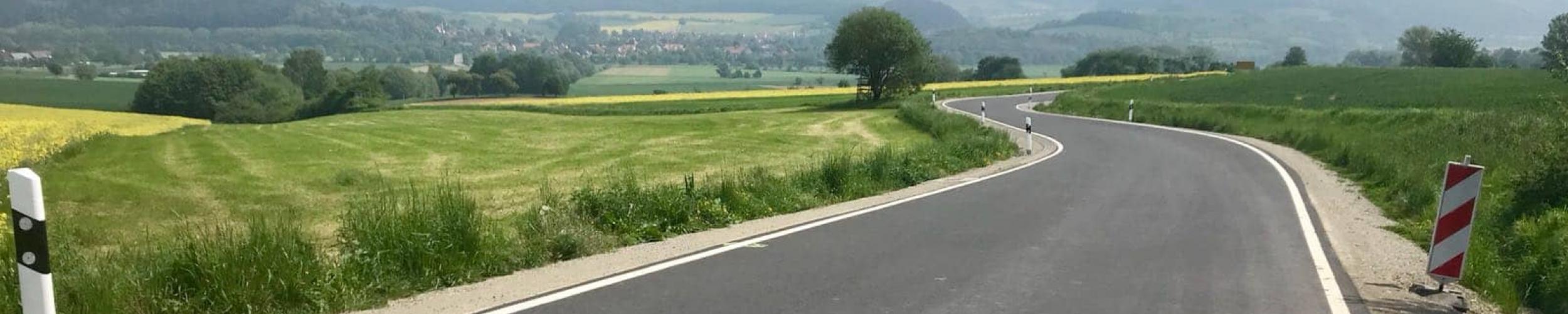 Motorroute Sprookjesachtig Weserbergland   Motorreizen Duitsland