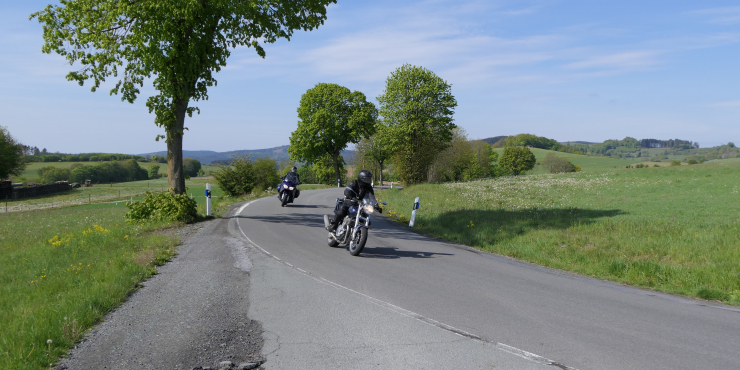 Mittelgebirge Rhön - Thüringen