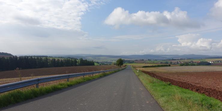 Harz, de grens van oost en west