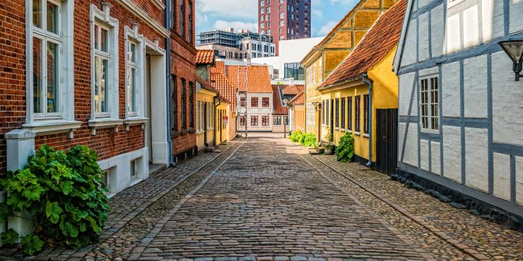Denemarken en zijn kusten